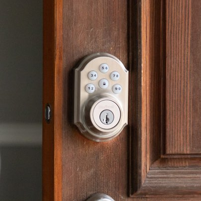 Santa Clarita security smartlock